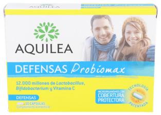 Aquilea Probiomax Defensas Adultos 10 Cápsulas