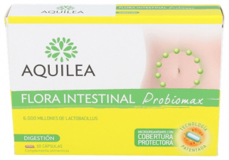 Aquilea Probiomax Flora Intest 10 Cápsulas