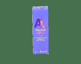 Aquoral Lipo Sol Oftalm Lubricante 10 Ml