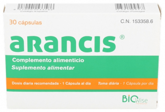 Arancis 30 Caps - Biomed