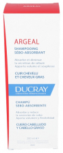 Argeal Champu 150 Ml Ducray
