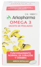 Arkocaps Aceite De Salmon  80 Caps - Arkopharma