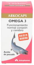Arkocápsulas Aceite de Salmón 50 Cápsulas