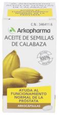 Arkocápsulas Aceite de Semillas de Calabaza 50 Cápsulas