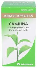 Arkocapsulas Camilina (300 Mg 200 Cápsulas) - Arkopharma
