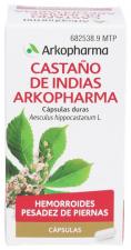 Arkocapsulas Castaño De Indias (275 Mg 48 Capsulas) - Arkopharma
