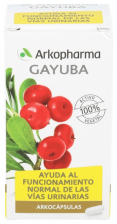 Arkocapsulas Gayuba (350 Mg 48 Capsulas) - Arkopharma