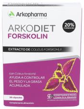 Arkodiet Forskolin 30 Caps. - Arkopharma