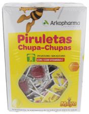 Arkoreal Piruleta Abeja Maya Sin Azucar - Farmacia Ribera