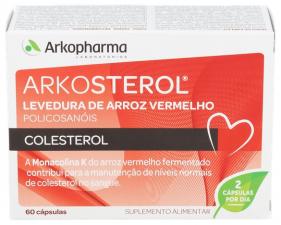 Arkosterol Coleste Levad Arroz Roj - Arkopharma