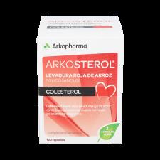 Arkosterol Levadura Arroz Rojo 120 Comp