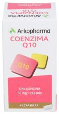 Arkovital Coenzima Q10 45 Cápsulas - Farmacia Ribera