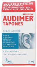 Audimer Audiclean Tapones Solucion Limpieza Oido