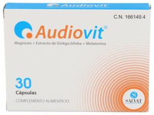 Audiovit 30 Caps - Salvat
