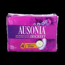 Ausonia Discreet Extra 10 Un (4 Gotas)