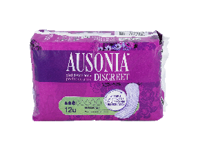 Ausonia Discreet Normal 12 Un (3 Gotas)