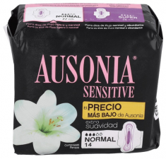 Ausonia Normal Ultra 20 Unidades Sensitiv - Ausonia