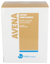 Avena Baño Coloidal Unipharma 500 Ml