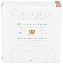 Avene Couvrance Crema Compacta 9.5 G Bronceado - Pierre-Fabre