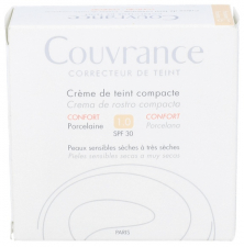 Avene Couvrance Crema Compacta 9.5 G Porcelana