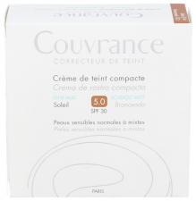 Avene Couvrance Crema Compacta Oil Free 9.5 G. B - Pierre-Fabre