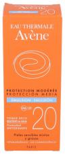 Avene Proteccion Spf 20 Emulsion 50 Ml