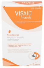 Avizor Visaid Macula 30 Cápsulas - Farmacia Ribera