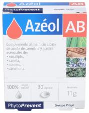 Azeol Ab 30 Cápsulas - Pileje