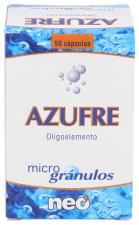Azufre Microgranulos 60 Capsulas Pho