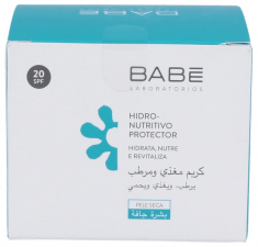 Babe Hidro-Nutritiva Protectora Spf 20 50 Ml
