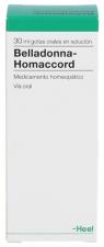 Heel Belladonna-Homaccord 30 Ml. Gotas