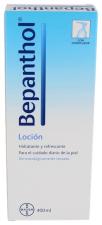 Bepanthol Loción Hidratante Cuidado diario piel 400 Ml