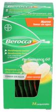 Berocca Performance Go 14 Comprimidos - Farmacia Ribera