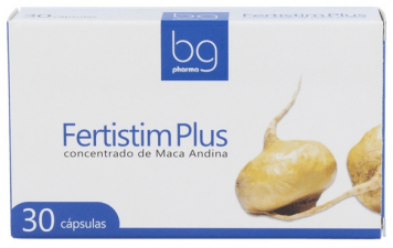 Bg Pharma Fertistim Plus 30 C - Varios