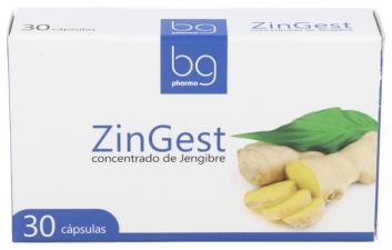 Bg Pharma Zingest 30 C - Varios