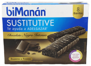 Bimanan Barrita Chocolate Intenso Caja 8 Bar