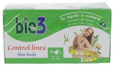 Bio3 Slim Control Linea Infusion 25 Filtros