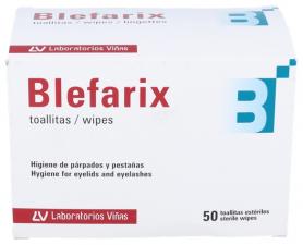 Blefarix 50 Toallitas - Laboratorios Viñas