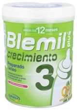 Blemil Plus 3 Crecimiento 800 G - Varios