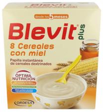 Blevit Bio 8 Cereales Con Miel 700 G