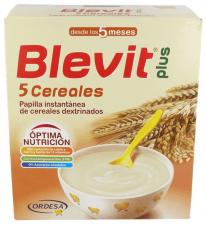 Blevit Plus 5 Cereales 700 Gr. - Varios
