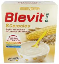 Blevit Plus 8 Cereales 600 G - Varios