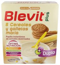 Blevit Plus Duplo 8 Cereales Y Galleta Maria 600G - Farmacia Ribera