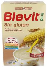 Blevit Plus Sin Gluten  300 Gramos - Varios