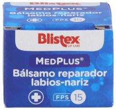 Blistex Med Plus Balsamo Reparador 7 G - Varios