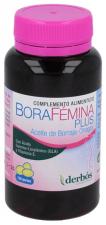 Borafemina Plus 120 Perlas