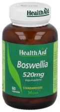 Boswelia (Boswellia serrata) 520 mg 60 Cápsulas - Health Aid