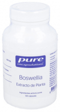 Boswellia 120 Cápsulas Pure