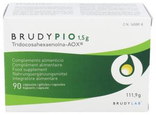 Brudy Pio 1,5 Gr 90 Cap - Brudy
