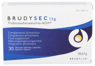 Brudy Sec 30 Caps - Brudy